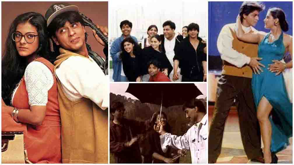 Shahrukh-Kajol's bronze statue will be installed in London on completion of 25 years of DDLJ