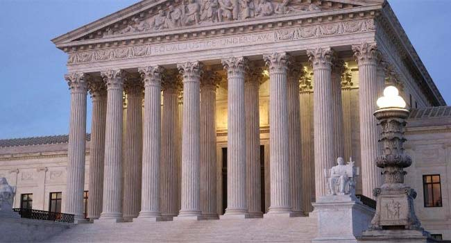 Conservatives hope for majority in Supreme Court, start of a new round