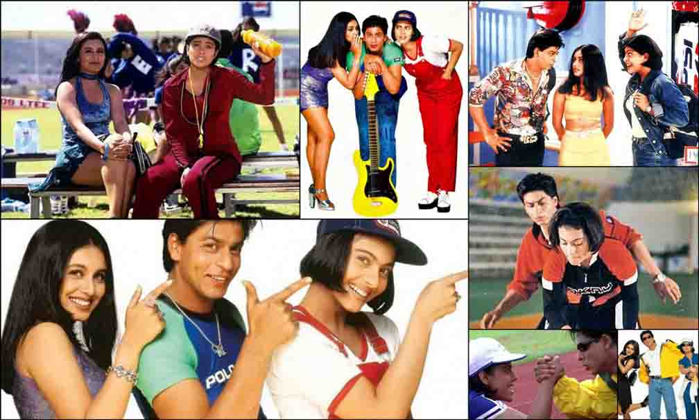 The Bollywood version of the well-known Archie Comics is the film Kuch Kuch Hota Hai