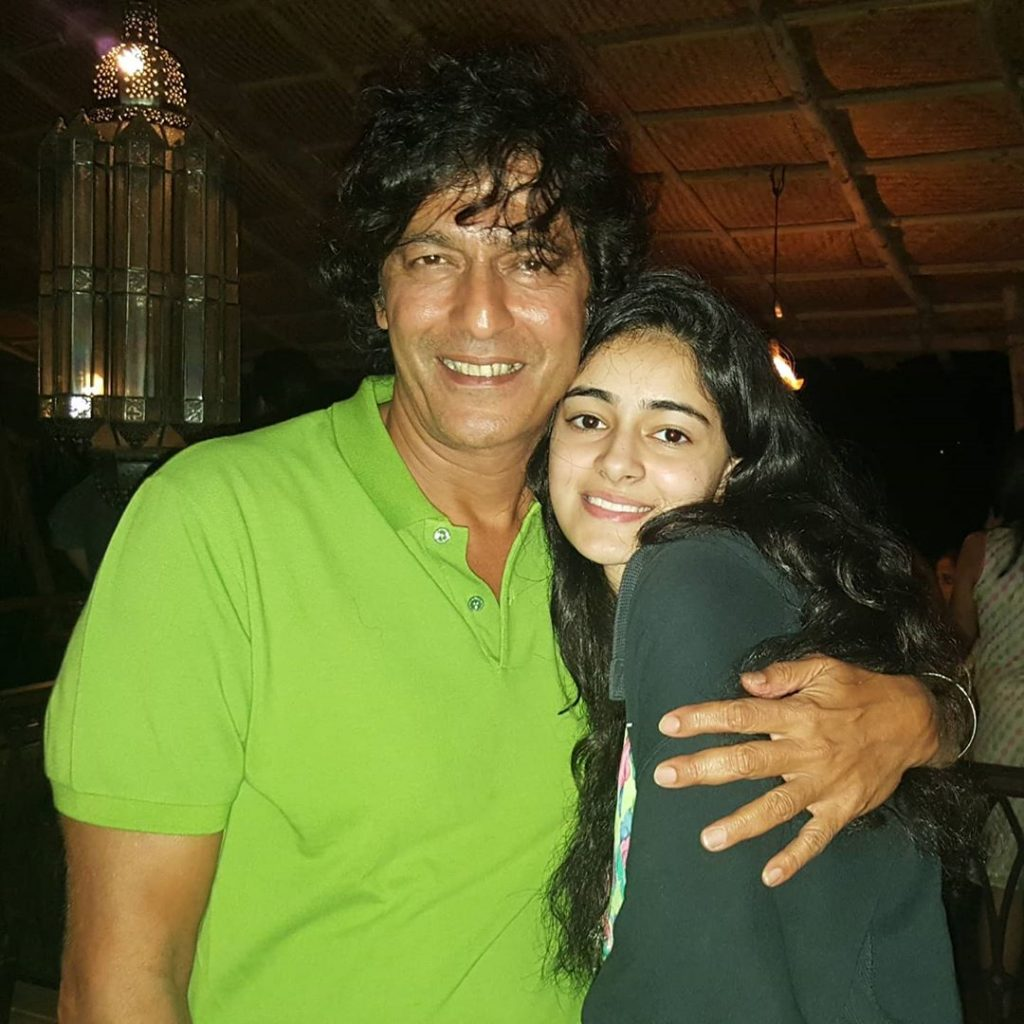 On Ananya Pandey's birthday, her father greeted her birthday in a special way