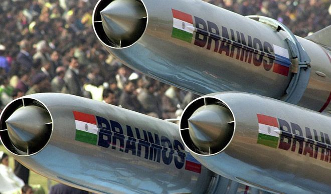 BrahMos can attack four times faster than America's Tom Hawk missile