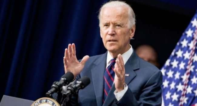 Not accepting the election results of Trump is irresponsible, wrong message is going on in the world: Biden