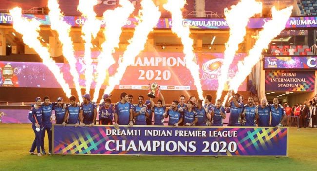 Mumbai becomes IPL champion for fifth time, waiting for Delhi increased