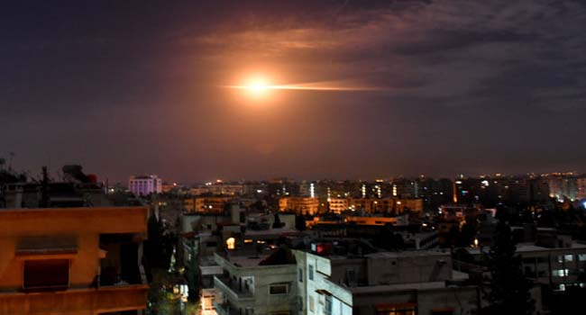 Israel will give a suitable answer to the rocket attack from Gaza