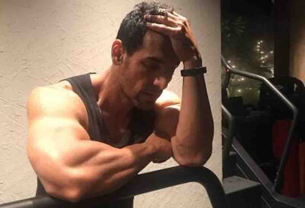 John Abraham told the story of his pain on social media