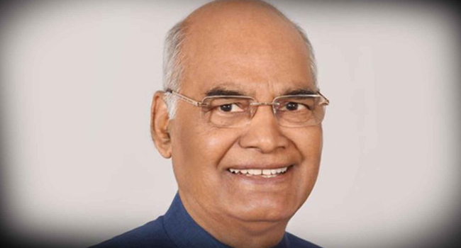 Kovind wishes the countrymen for Chhath Puja