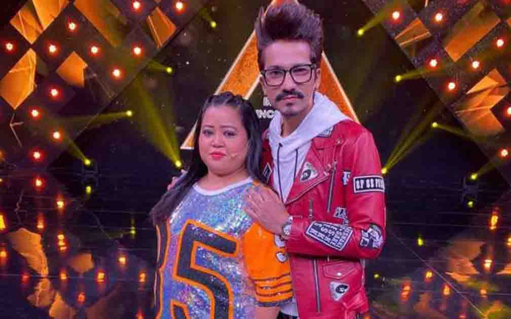 NCB raid at comedian Bharti Singh's house in drugs case