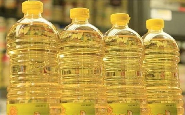Soybean refined, palm oil boom