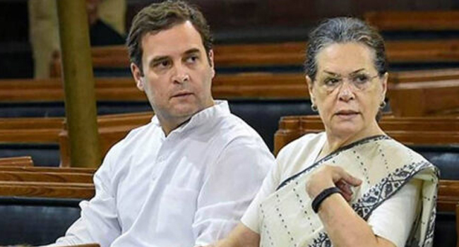 All three anti-farmer laws will tear up when in power: Sonia-Rahul