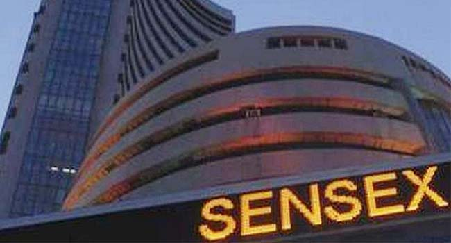 Sensex falls over 200 points in early trade, Nifty below 12,900