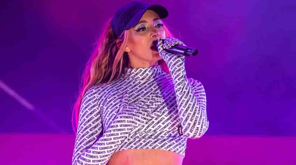 Singer Jade Thirlwall said I was happy in the lockdown because I am free