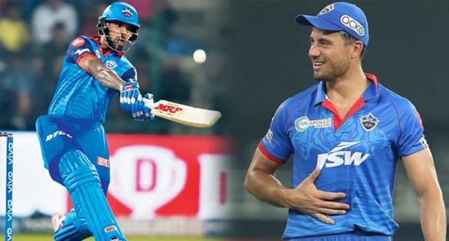 Shikhar guides us all this year: Stoinis