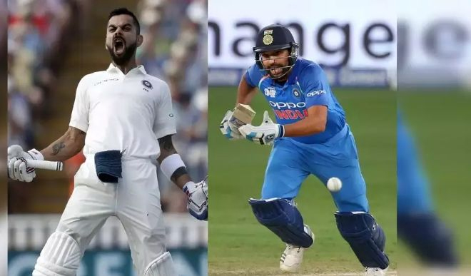 Rohit will miss a lot in limited overs series, this will happen for Virat in Test series: Smith