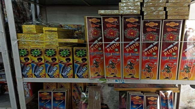 Order of ban on firecrackers in UP cities
