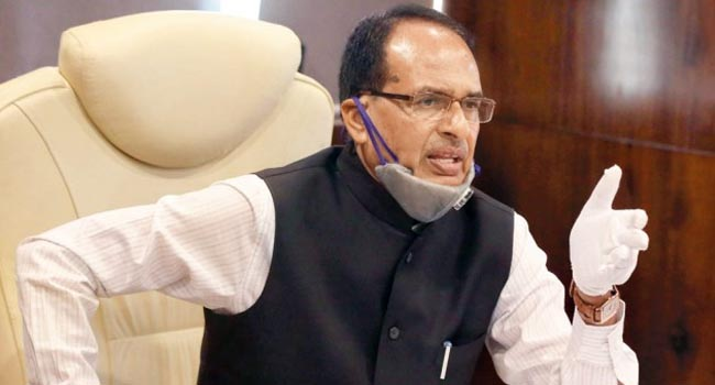 Decision to set up a 'cabinet' in Madhya Pradesh