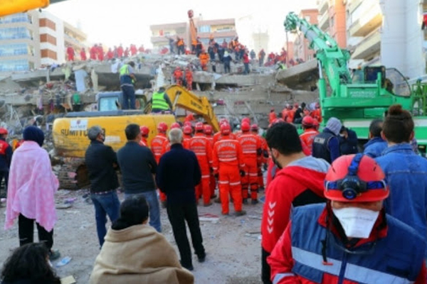 Turkey earthquake toll increases to 114