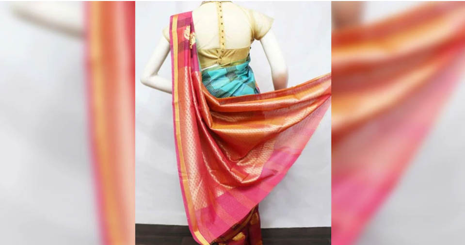 Wife beat husband for not giving costly saree from showroom in ghaziabad dvmp