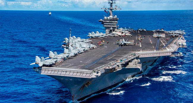 US Navy will remove a damaged warship from service