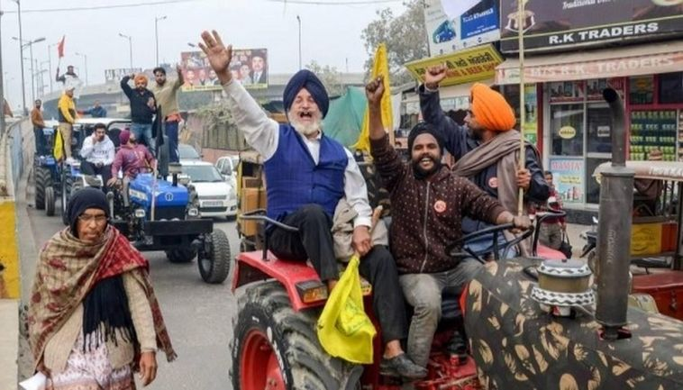 Farmers' Tracker Parade : Elaborate security arrangements for Republic Day and farmers tractor rally in Delhi