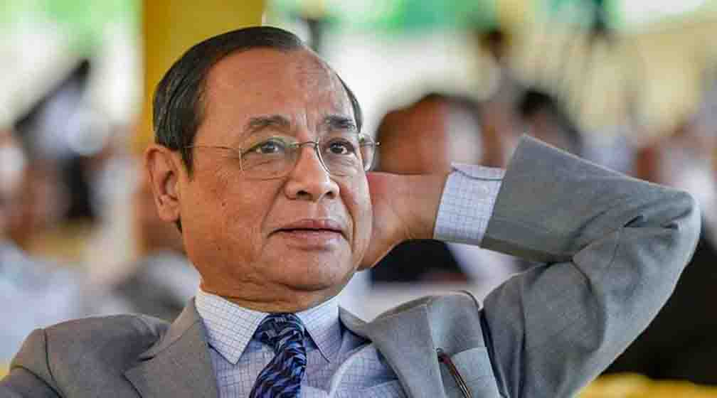 Central government decided to give Z-plus category security to former Chief Justice Ranjan Gogoi
