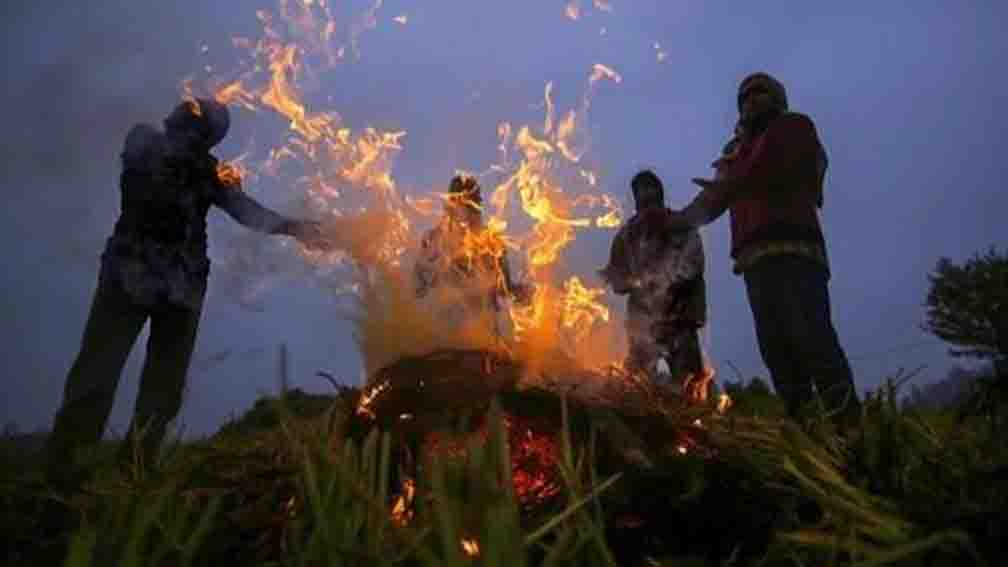 Cold in Rajasthan broke all records while cold alert in Punjab issued