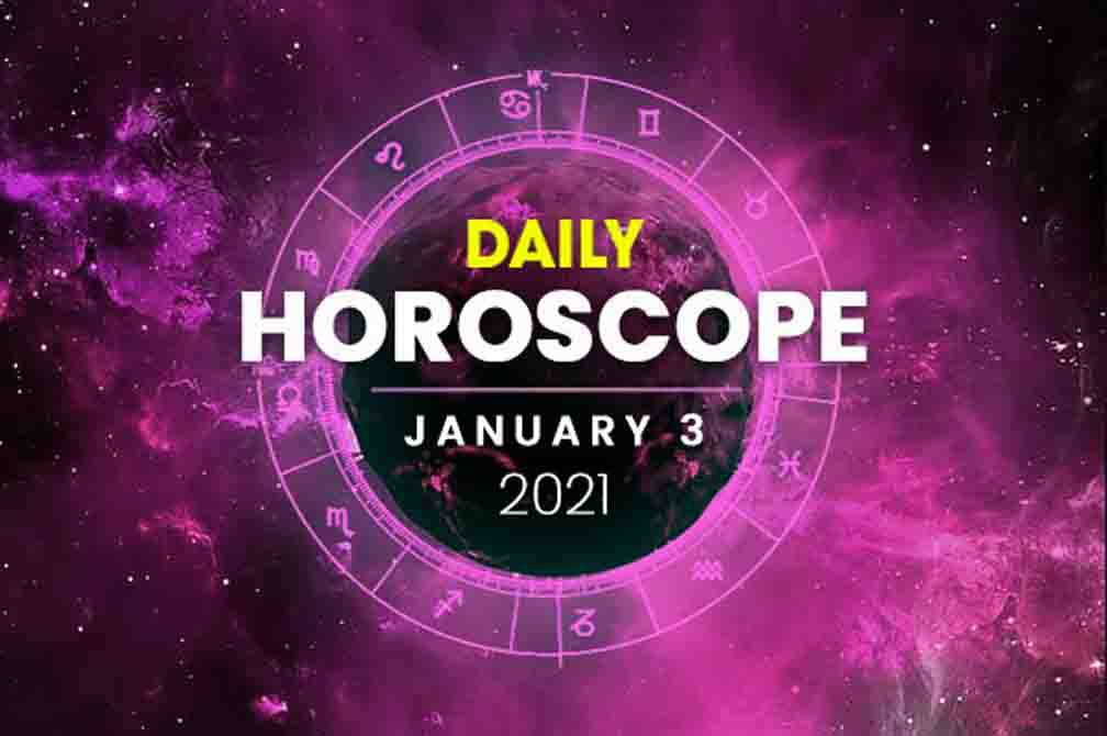 Daily Horoscope 03 January 2021: Today is auspicious for Aquarius people