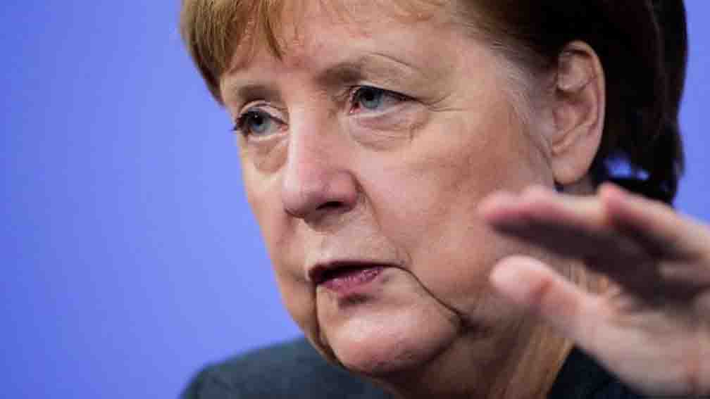 Germany announced to extend the lockdown to 14 February