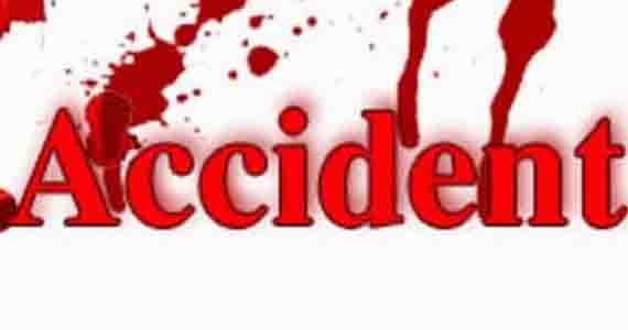 One person died in a road accident in Siwan district of Bihar