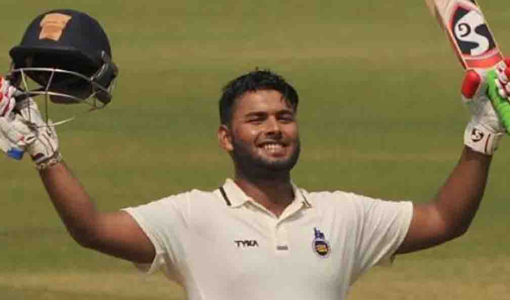 Pant selected man of the match for best innings