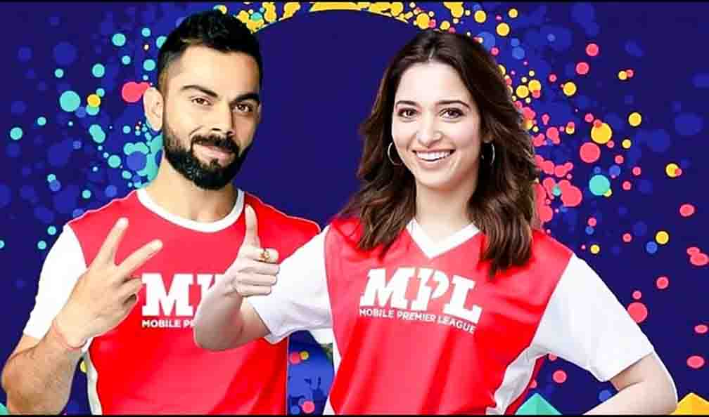 Tamannaah Bhatia and Virat Kohli sent notice to Kerala High Court on charges of promoting online betting