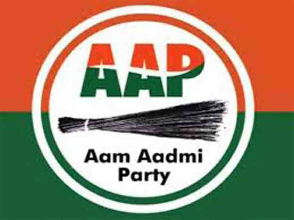 Two Congress leaders join Aam Aadmi Party