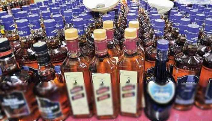 Kosi Kalan news : Wine smuggler run away by defying police