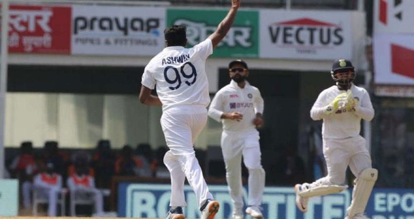 67 runs for two wickets, till England's lunch,