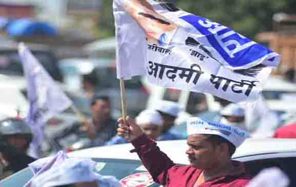 AAP candidate hid information, BJP demands cancellation of candidature