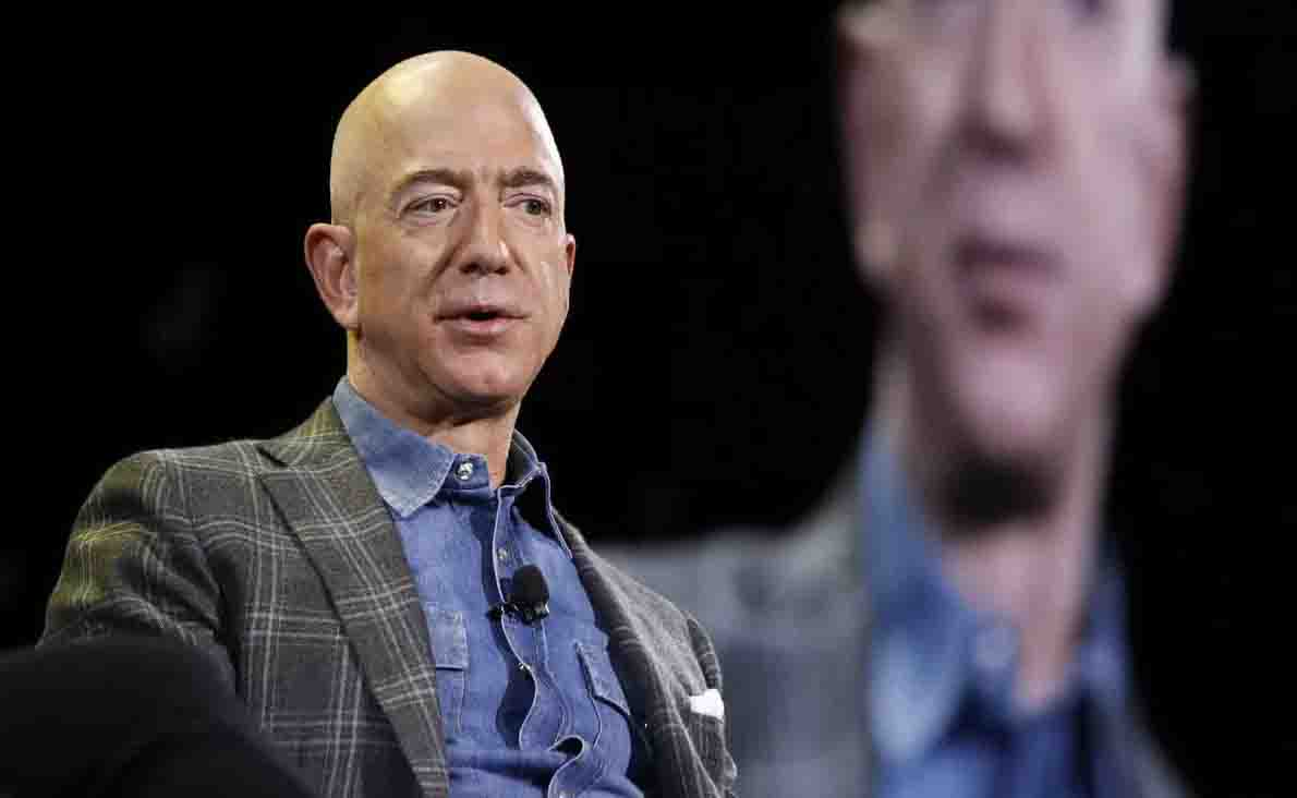 Amazon founder Jeff Bezos to step down as CEO