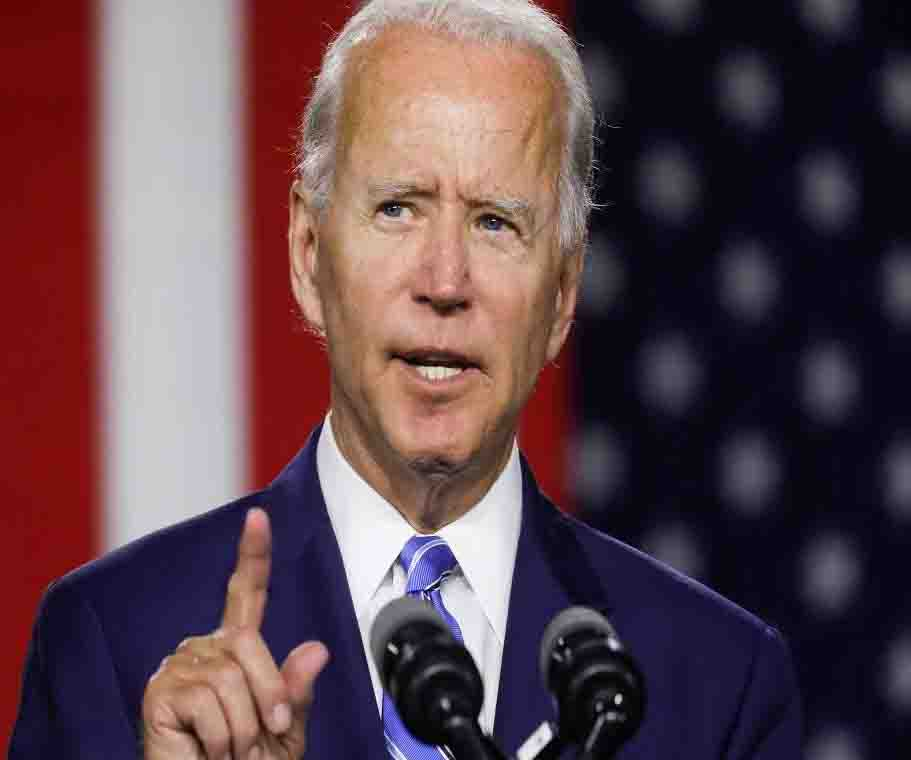 America will not hesitate to answer Russia: Biden