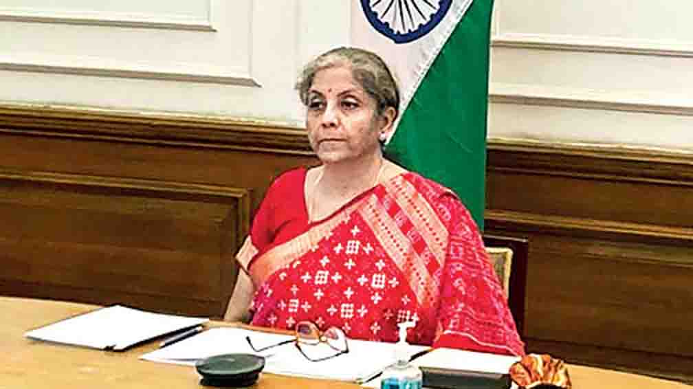 Finance Minister Sitharaman proposed to increase capital expenditure to Rs 5.54 lakh crore