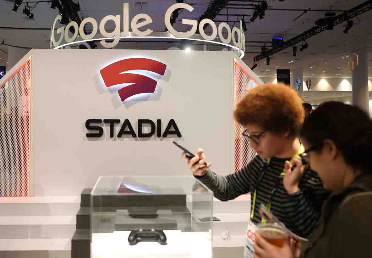 Google hired 150 game developers for Stadia, now fire