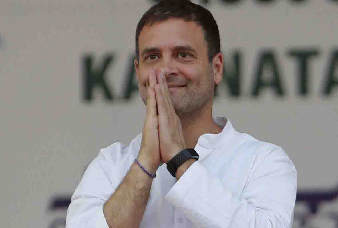 Government is taking extreme care about Kovid-19: Rahul