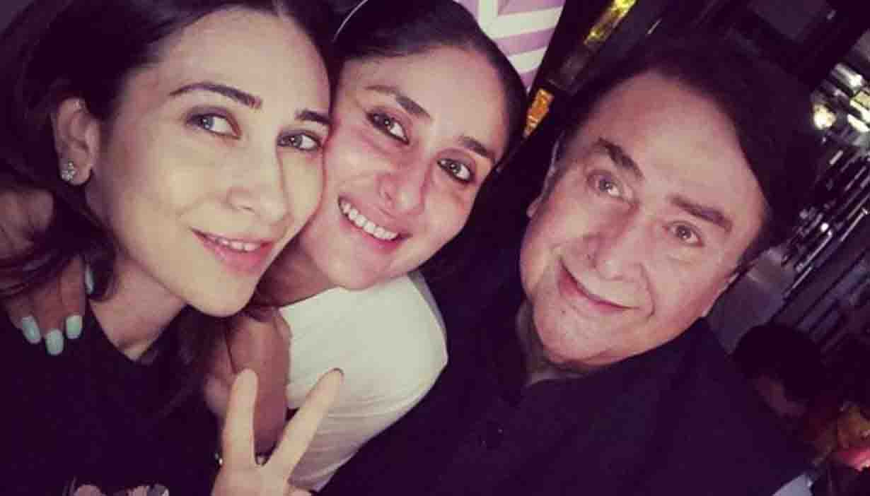 Kareena Kapoor Khan wishes father Randhir Kapoor with old picture birthday wish