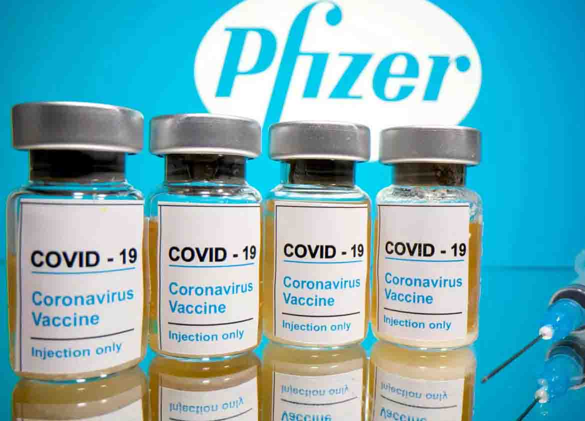 New Zealand approved its first corona vaccine