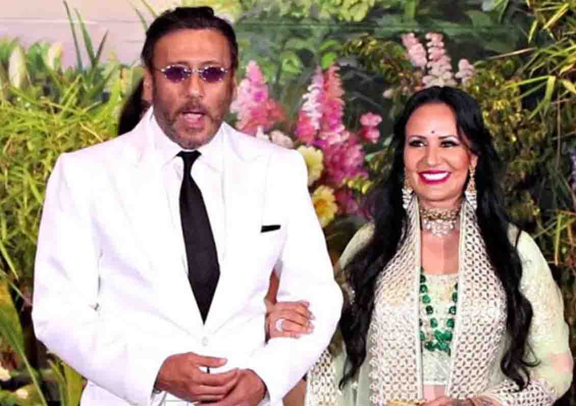 On the birthday of Jackie Shroff, wife Ayesha Shroff congratulated in a special way