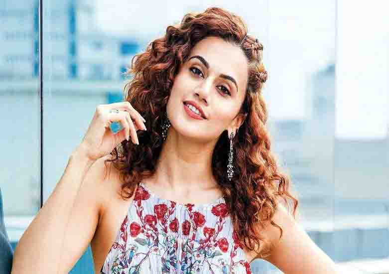 Replacement in films due to not being beautiful: Taapsee Pannu