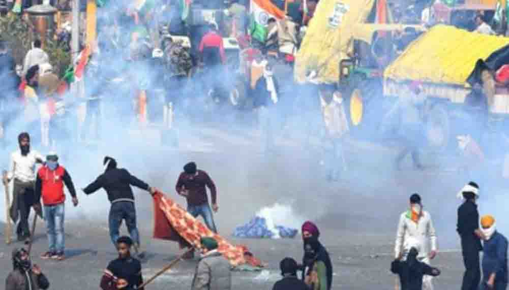 Republic Day violence: Center gives details of actions to Delhi High Court