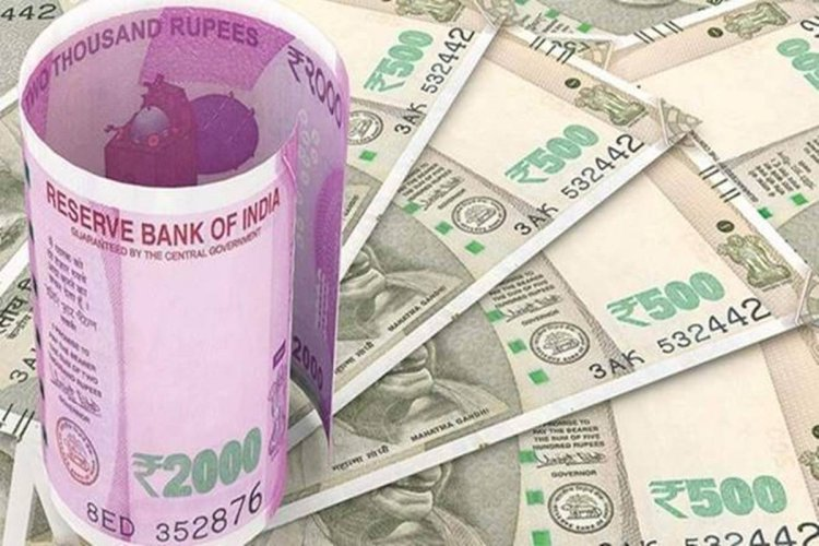 The rupee fell 23 paise to 72.92 per dollar in early trade.