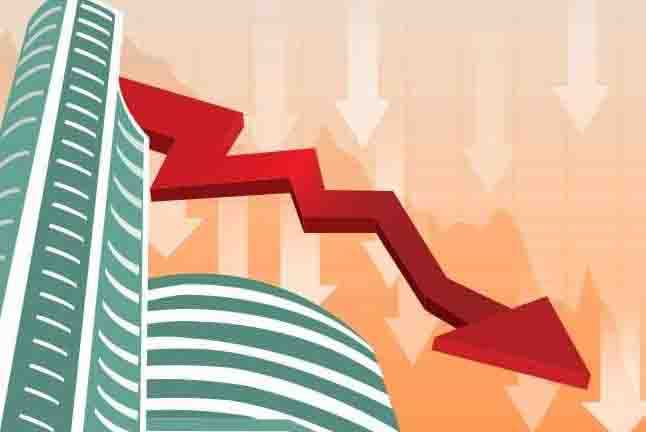 Sensex fell over 140 points, in early trade,
