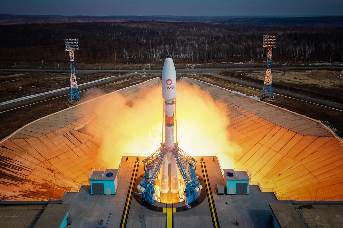 36 UK OneWeb satellites launched by Russia