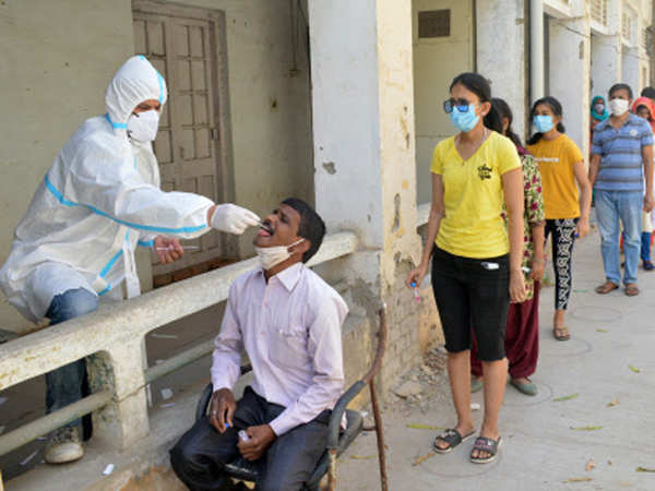 53,480 new cases of Covid-19 in India, 354 people died.