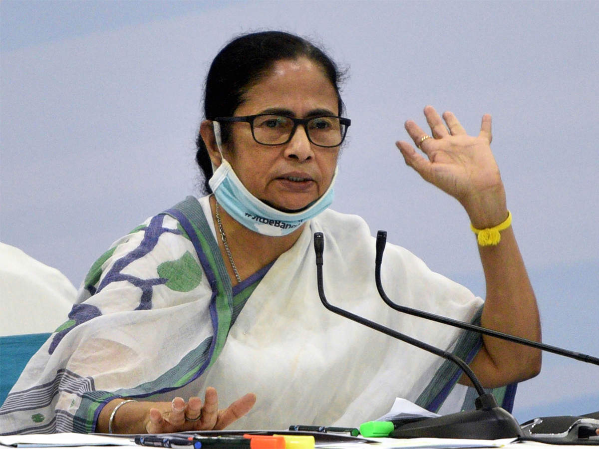 BJP's support to new political party to garner votes of minorities: Mamata Banerjee