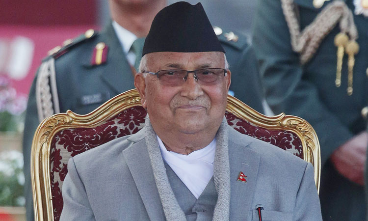Nepal signed peace deal with communist rebel group